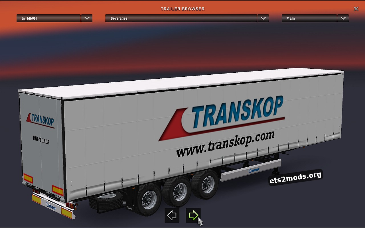 Combo Pack Transkop Tuzla