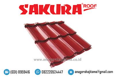 Genteng Metal Sakuraroof