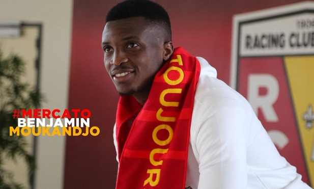 Mercato: Benjamin Moukandjo fait son retour en France et s'engage avec le RC Lens