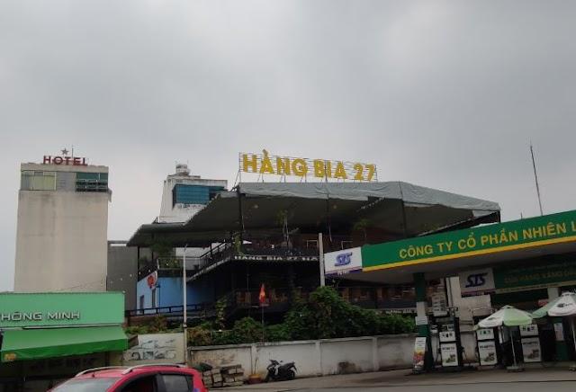 Địa chỉ quán Hàng Bia 27 - Bia hơi Hà Nội : 264 Đường Trần Não, Bình An, Quận 2