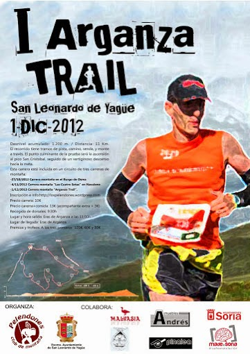 Cartel I Arganza Trail