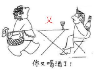 Học chữ Hán bằng hình ảnh
