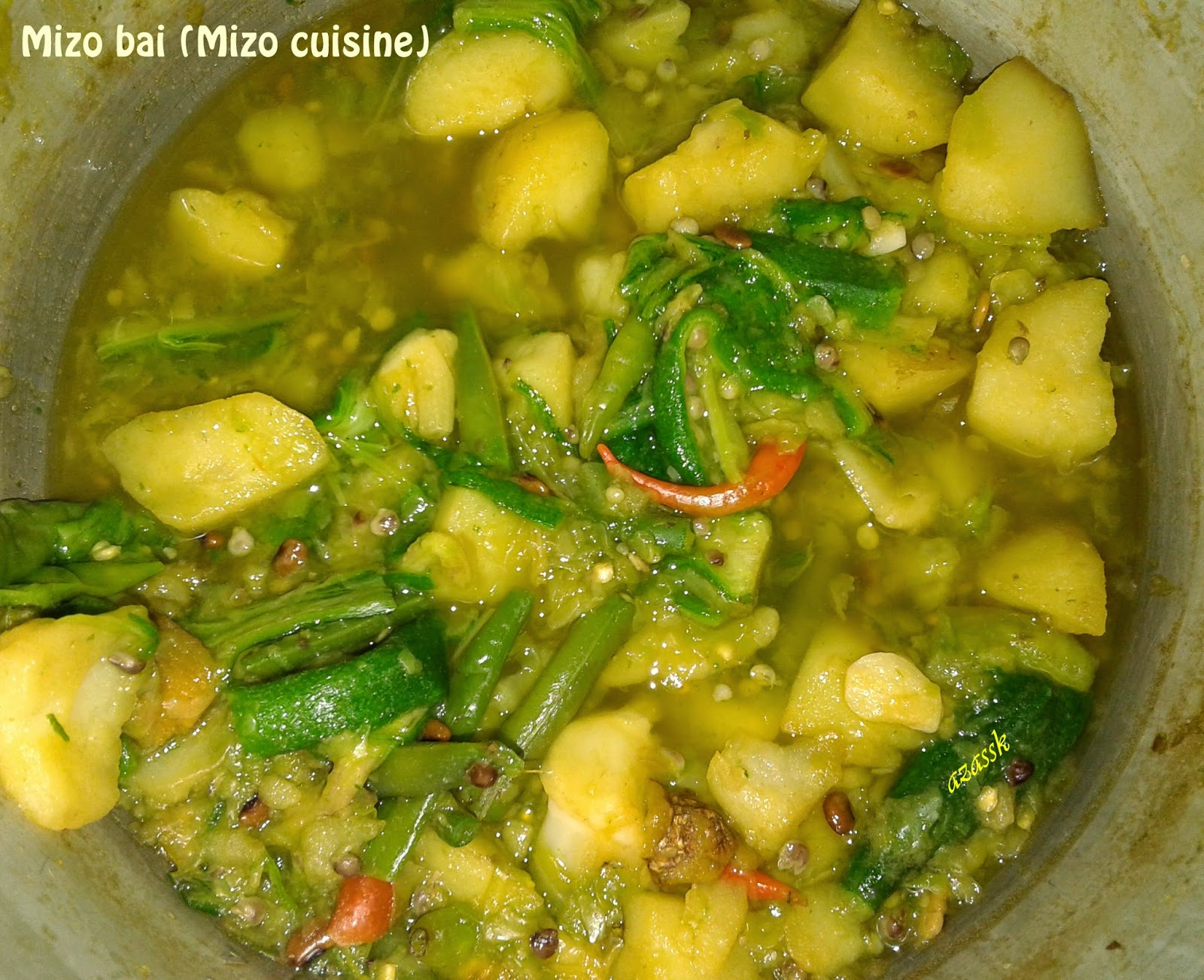 What are the Famous Foods of Mizoram? 6