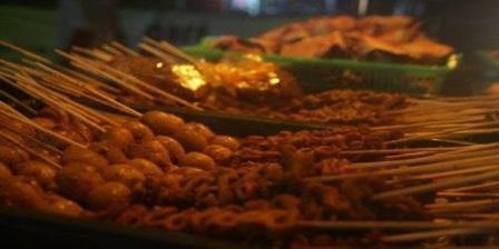 menu tambahan nasi kucing kuliner tradisional