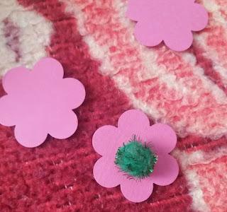 Λουλουδάκια για τα μεζεδάκια σας