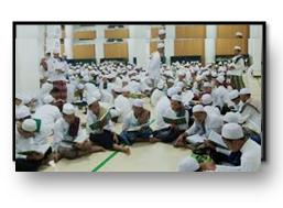 Program Pesantren Kilat Ramadhan SMP