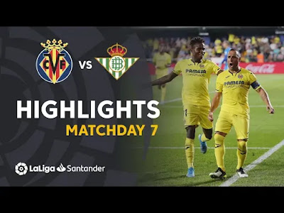 Villarreal vs Real Betis 5-1 All Goals And Match Highlights [MP4 & HD VIDEO]