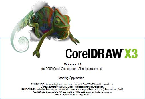 Cara Install CorelDraw X3 Full Version Gratis