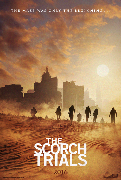 The Maze Runner 2 : The Scorch Trials (2015) เมซ รันเนอร์ 2 [HD]