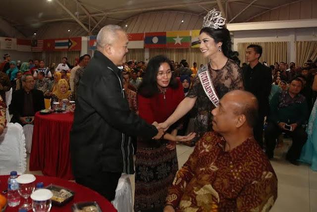 Pemilihan Putra Putri Sriwijaya Kenalkan Budaya Sumsel