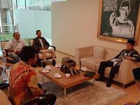 DPP Surosowan Indonesia Bersatu, Bersinergi Dengan DPP Syarikat Islam