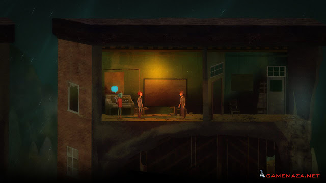 Oxenfree Gameplay Screenshot 1