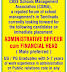 Reputed School in Tamilnadu, Wanted Administrative Officer Cum / Financial Head
