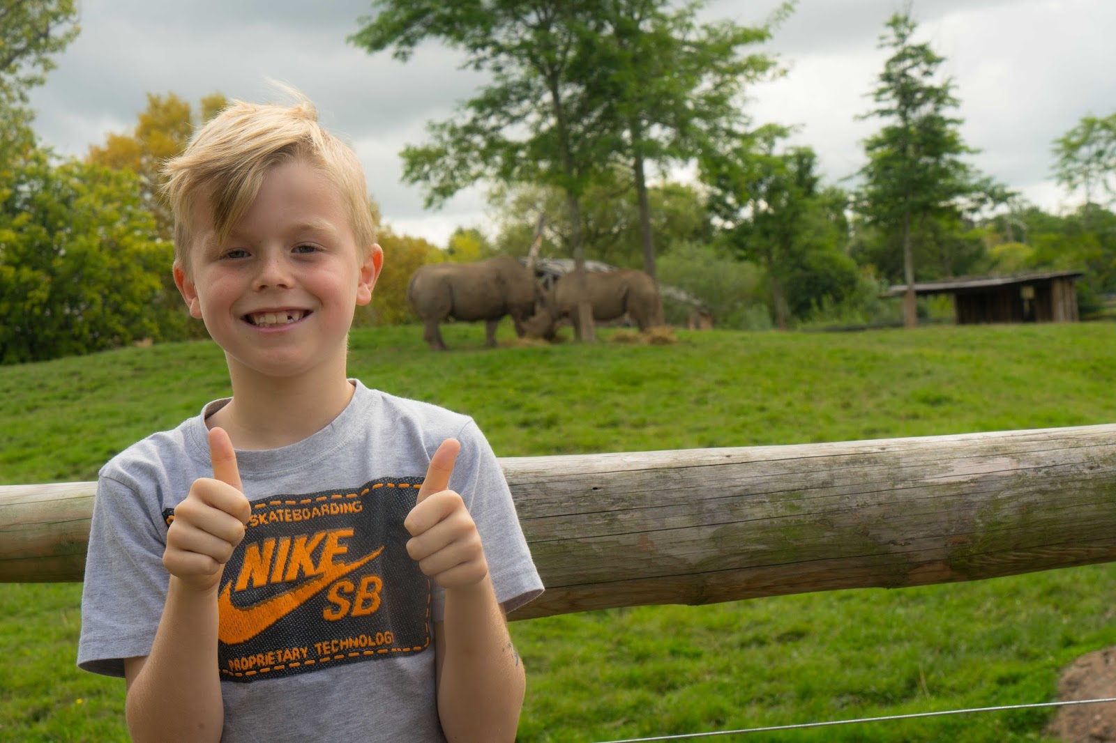A Day At The Zoo #Letsplayatchesterzoo*