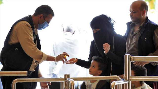 """""""EEUU y Riad intentan propagar el coronavirus en Yemen y Siria"""""""