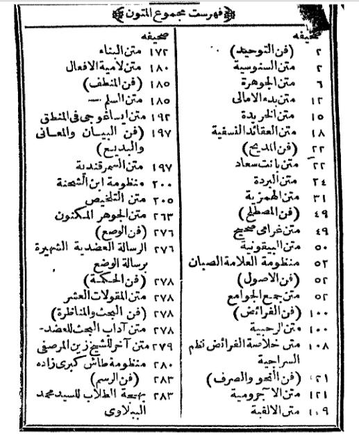 kitab bad'ul amali dan syarahnya jami'ul la'ali