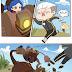 30 Mini ML Comic by Buns Art - Featuring Chibi ML Heroes