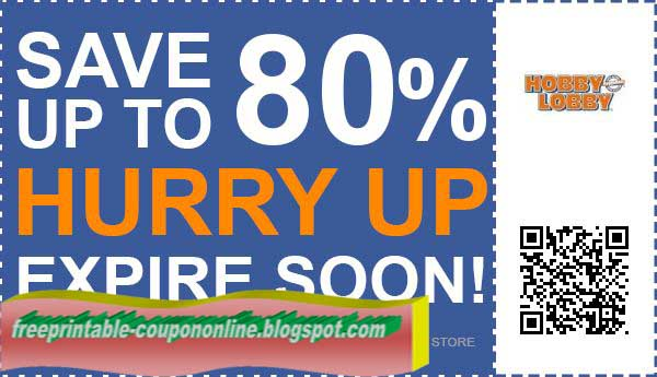 graphic about Hobby Lobby Coupon Printable referred to as Printable Coupon codes 2019: Interest Foyer Coupon