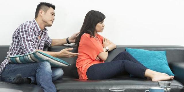 Wahai Suami Pahamilah, Bila Istrimu Sering Marah Marah Tandanya ia itu Sedang Penat dan butuh Perhatian lebih!