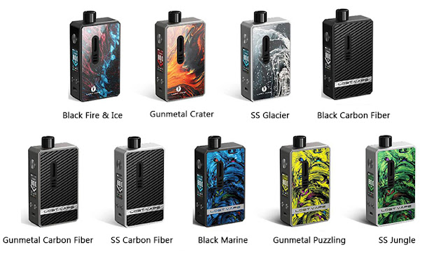 What Can We Expect From Lost Vape Gemini Hybrid Pod Mod Kit?