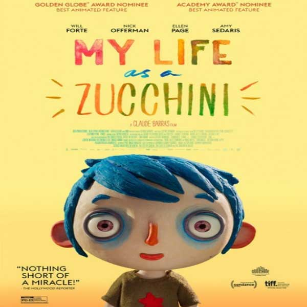 My Life as a Zucchini, My Life as a Zucchini Synopsis, My Life as a Zucchini Trailer, My Life as a Zucchini Review