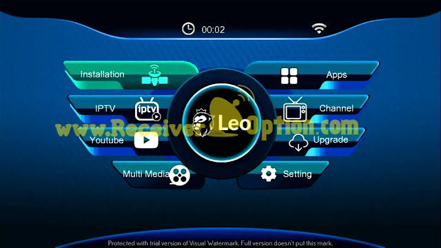 LEO 1506TV 512 4M NEW SOFTWARE 30 AUGUST 2021