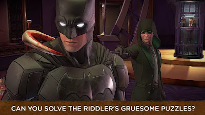 Batman The Enemy Within MOD APK