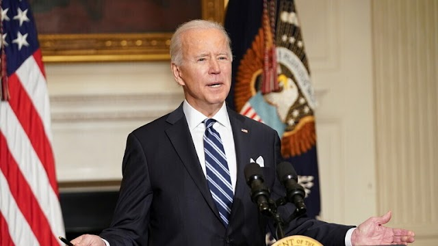 Biden declares Russia threat 'national emergency'