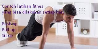 Program Latihan Fitnes yang Bisa Dilakukan Setiap Hari