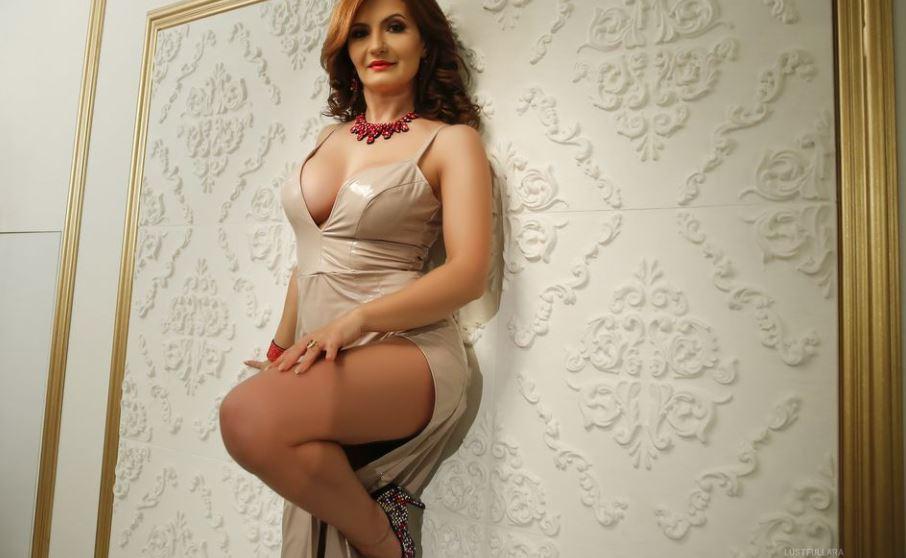 LustfulLara Model GlamourCams