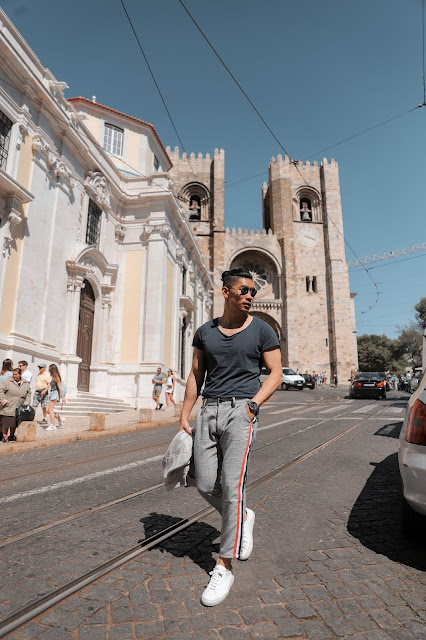 Leo Chan at the Lisbon Cathedral | Tips and Tricks