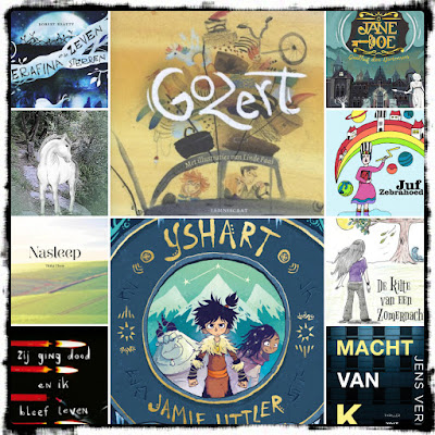 Robert Beatty, Lannoo, Mark de Groot, Godijn, Tinka Floor, Brave New Books, Mary Crockett, Leopold, Pieter Koolwijk, Lemniscaat, Jamie Littler, Luiting Sijthoff, Jeremy Lachlan, Fantoom, Inge Sleegers, Ambilicious, Lieve van den Berg, Jens Vern, Volt