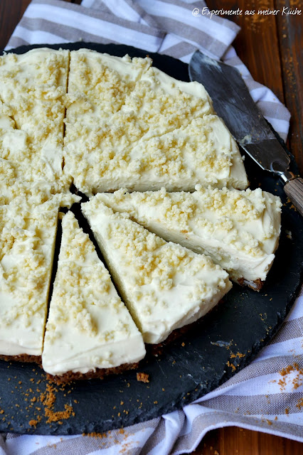 White Chocolate Cheesecake | Kuchen | Backen | Rezept