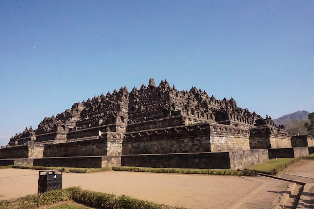 Candi Borobudur-wisata heritage Jogja