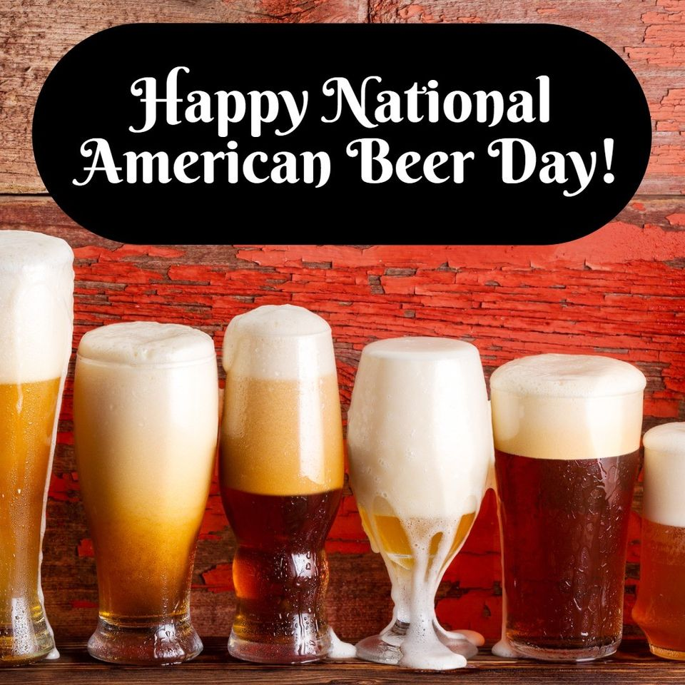 National American Beer Day Wishes pics free download