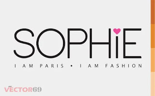 Logo Sophie Paris Baru 2018 - Download Vector File AI (Adobe Illustrator)