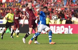 Hasil Liga 1 2018: PSM vs Persib 1-0, Bhayangkara vs Arema 0-0