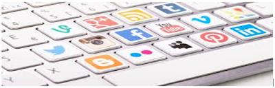 Các thị trường mạng xã hội thông dụng