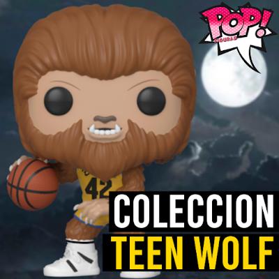 Lista de figuras funko pop de Funko POP Teen Wolf