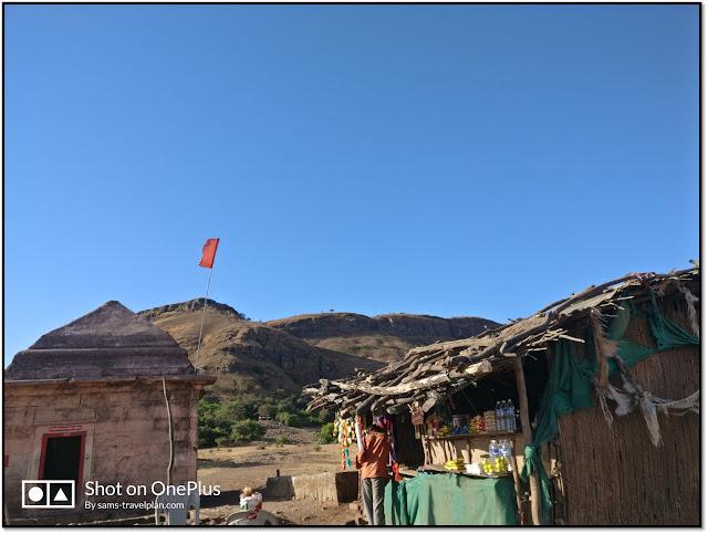 Anjaneri hill, Anjani mata temple
