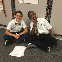 Montgomery Catholic Elementary Campuses Start the Year with Fun 1
