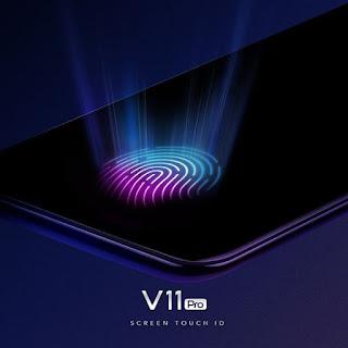 Mengenal Beragam Keunggulan yang Ada Pada Teknologi Screen Touch ID Vivo Seri V11 Pro