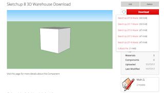 The Sketchup Blog: Google Sketchup 8 and Trimble Sketchup 13