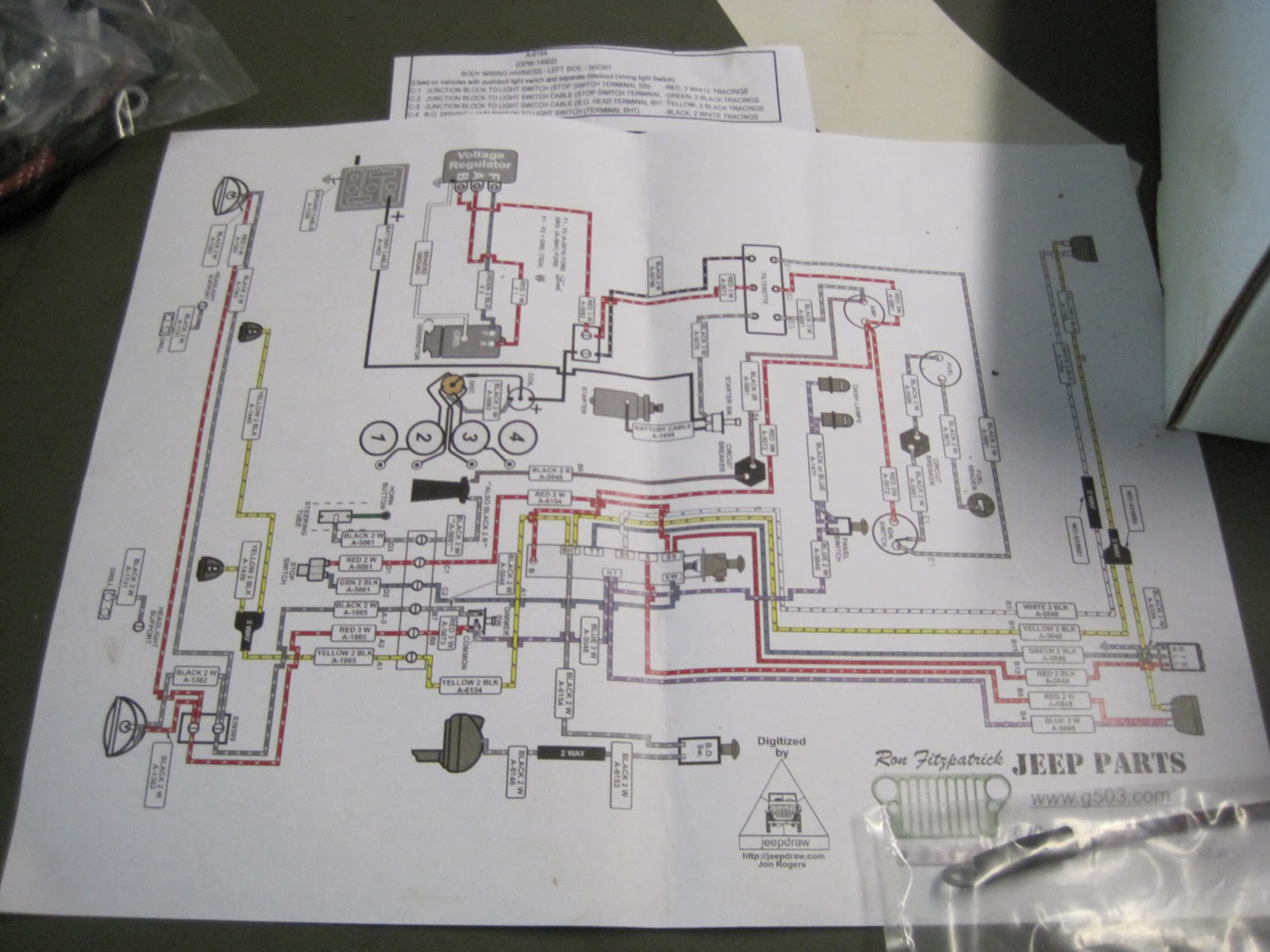 small resolution of pot of gold wiring diagram