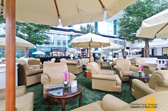 Windsor Suites Bangkok Sukhumvit Lounge Cafe