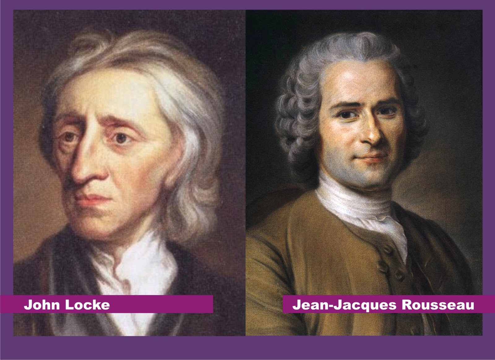 Comparison Of View S Of Rousseau With Hobbes And Locke