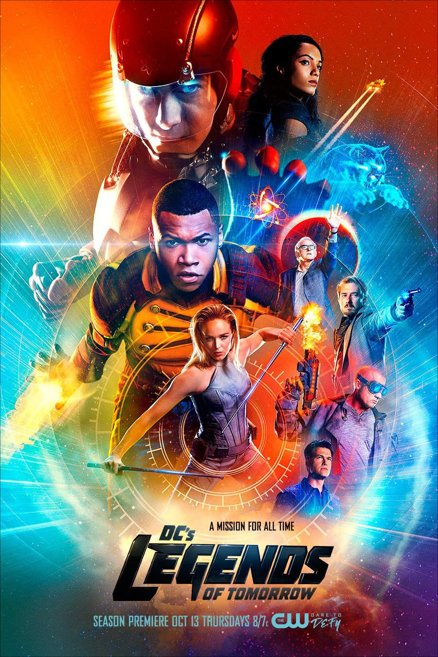 Legends of Tomorrow T2 E1