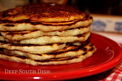 Deep south dish made from scratch homemade buttermilk pancakes homemade buttermilk pancakes ccuart Choice Image