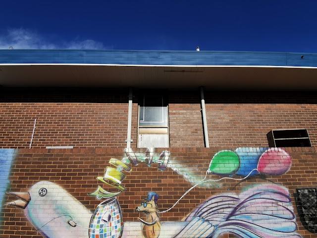 Farrer Street Art   Alemao