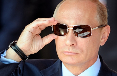Putin Ingin Senjata Kimia di Dunia Dimusnahkan